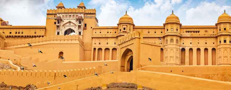 amber fort history